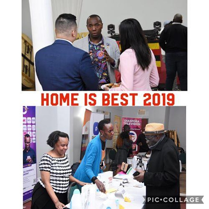 Home is Best Agriculture & Real Estate International Exhibition Toronto image