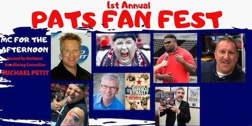 Pats Fan Fest