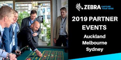 Zebra Technologies 2019 Partner Events  tickets