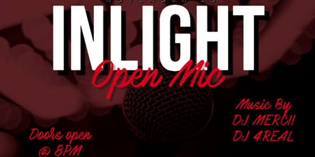 Inlight Open Mic tickets