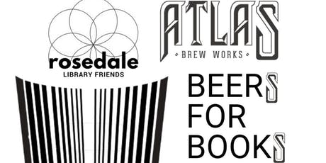 Beers for Books! tickets