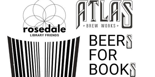 Beers for Books!