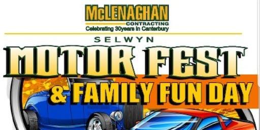 Selwyn Motor Fest 2019