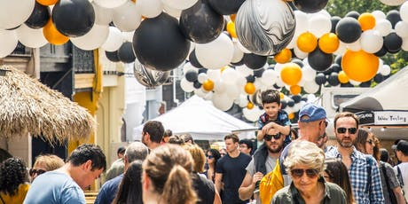 William Street Festival, Paddington tickets