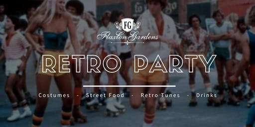 Flaxton Gardens' Wedding Suppliers Night - Retro Party!