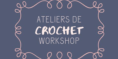 Ateliers de crochet tickets