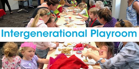 Intergenerational Playroom tickets