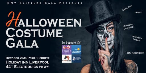 Halloween Costume Gala (Adults Only)