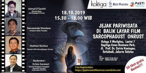 Jejak Pariwisata Di Balik Layar  Film Sarcophagus Onrust