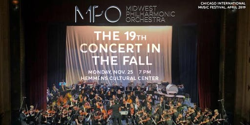 The 19th Concert in the Fall