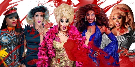 BloodBrunch! The Only Drag Queen Brunch at Burger and Lobster tickets
