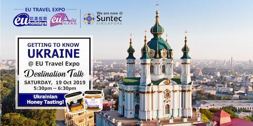 Getting to know Ukraine