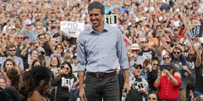GARLAND FOR BETO ORGANIZING TOUR