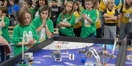 Kingston Regional-Expo Robotics Competition tickets