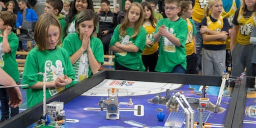 Kingston Regional-Expo Robotics Competition