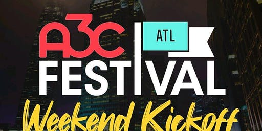 A3C WEEKEND KICKOFF AT SUITE LOUNGE! Hosted by Big Tigger!