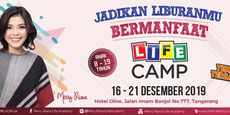 FREE SESI PERKENALAN  LIFE CAMP BSD tickets