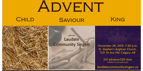 Advent Concert tickets
