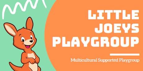 Little Joeys Playgroup tickets
