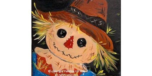 Scarecrow - 12x12 Canvas