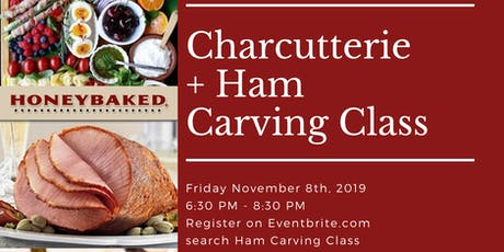 Charcutterie & Ham Cutting Class tickets