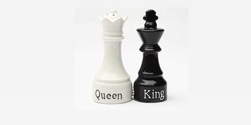 Where Kings and Queens Meet/Speed dating/Mixer