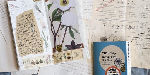Discover creative journaling - Tamsien West - Mornington Library
