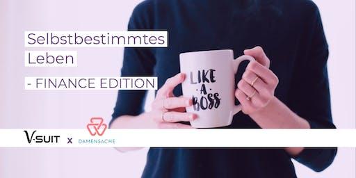 V-SUIT x Damensache Workshop - selbstbestimmtes Leben
