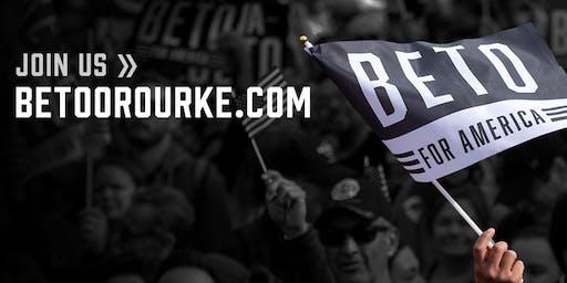 PHONE BANK FOR PRESIDENTIAL CANDIDATE BETO O'ROURKE | Crockett, TX