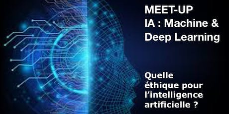 MEET-UP - IA : Machine & Deep Learning  billets