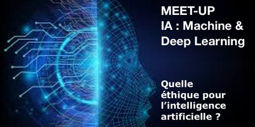 MEET-UP - IA : Machine & Deep Learning