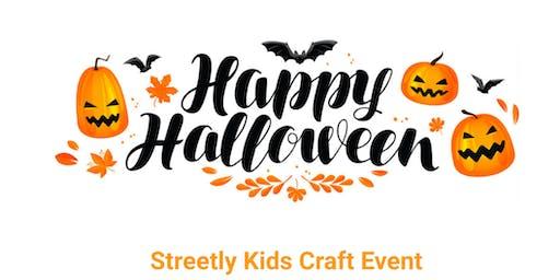 Streetly Kids Halloween Crafts