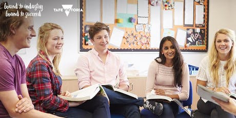VCAL - Victorian Certificate of Applied Learning | October Info Session tickets