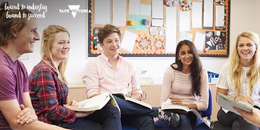 VCAL - Victorian Certificate of Applied Learning | October Info Session
