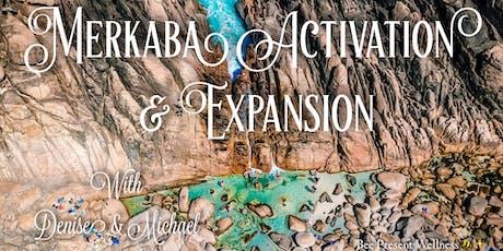 Merkaba Activation & Expansion tickets