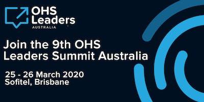 OHS Leaders Summit Australia