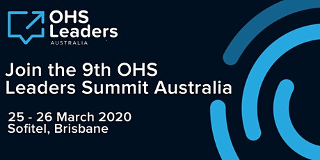 OHS Leaders Summit Australia tickets