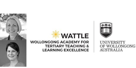 WATTLE: Using creativity to cross disciplinary borders in Higher Education tickets