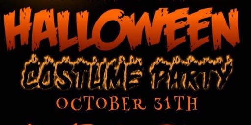 MSO presents FRIGHT NIGHT Halloween Costume Party