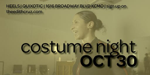 Costume Night | Heels w/ Edith