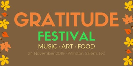 Gratitude Festival tickets