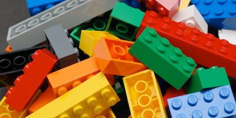 Lego Club - Maryborough Library - All ages tickets