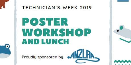 Technician's Week Poster Workshop tickets