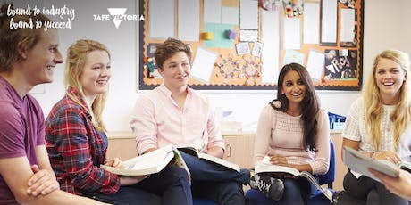 VCAL - Victorian Certificate of Applied Learning | November Info Session tickets