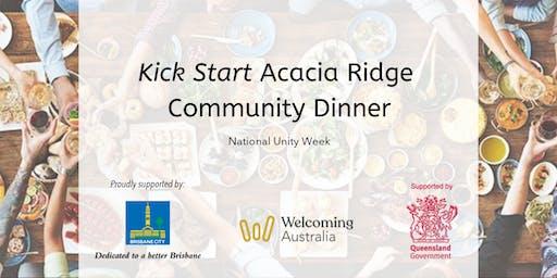 Kick Start Acacia Ridge Community Dinner