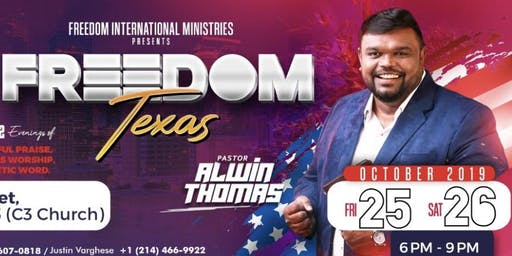Freedom Texas Revival Crusade