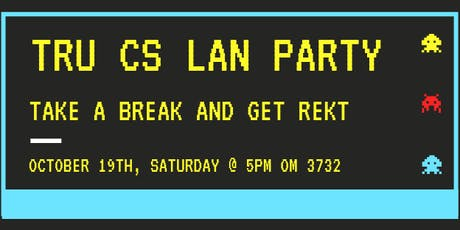 CSC LAN Party #12 tickets