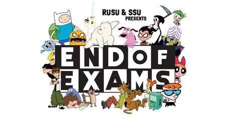 RUSU Presents: End of Exams Party tickets
