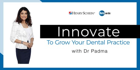 Innovate to Grow with Dr Padma - Melbourne  tickets