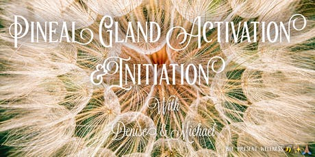 Pineal Gland Activation & Initiation tickets